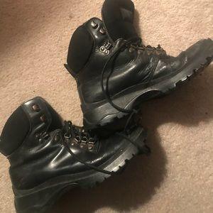 28ced318b55dd Women Vintage Steel Toe Boots on Poshmark